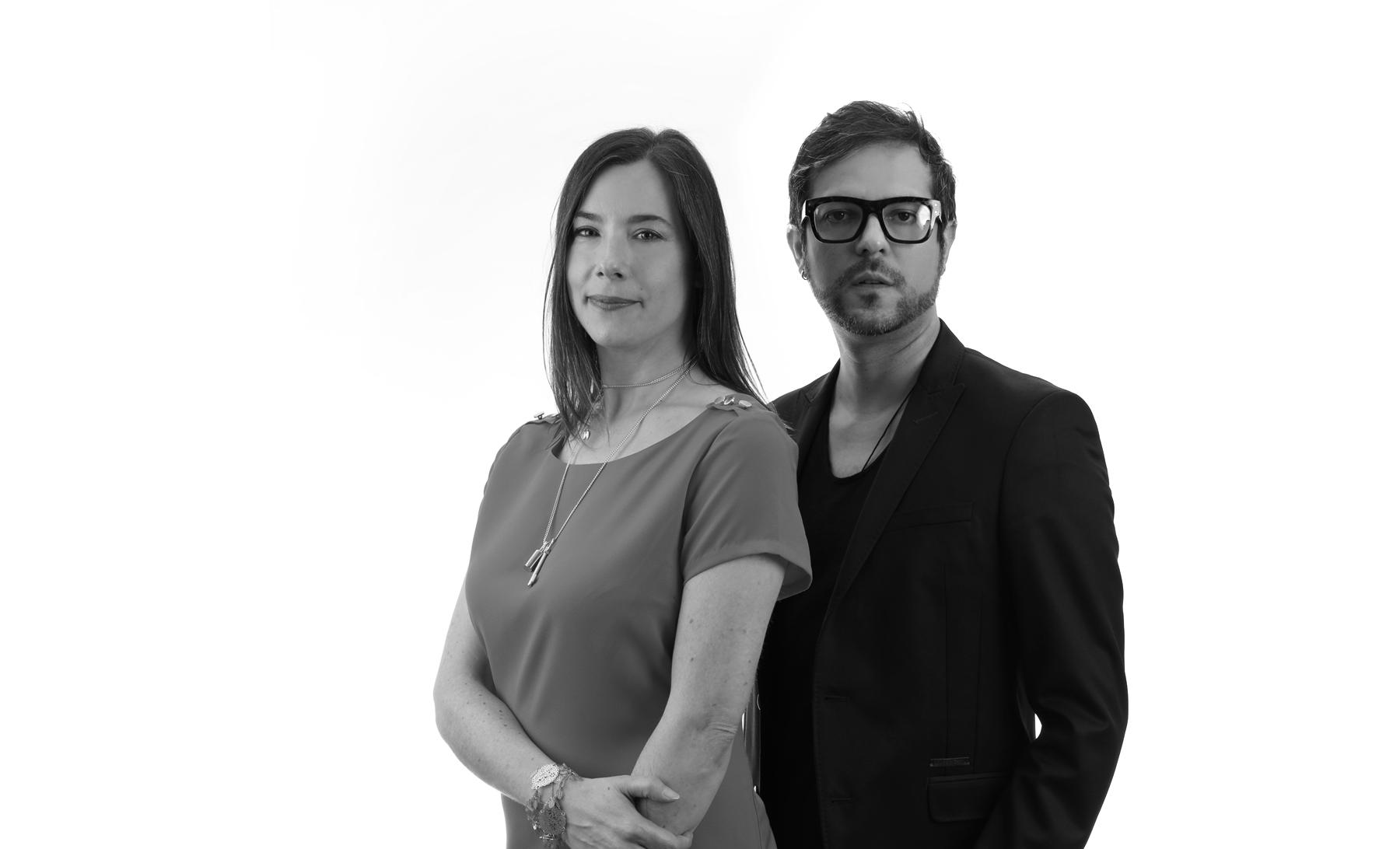 karin dax, agustin salas, designers